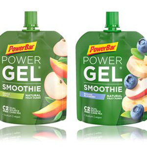 Nuevos PowerGel® Smoothie de PowerBar, entre el gel y la barrita